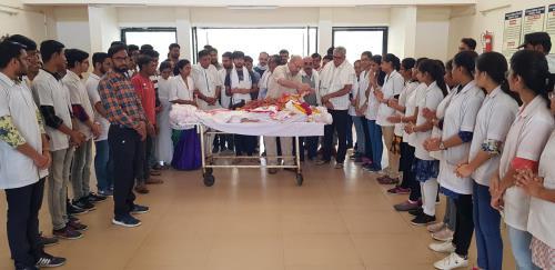 GMERS Medical College Dharpur Patan